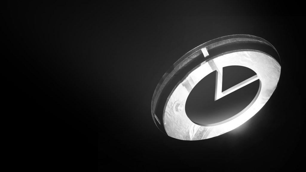 Alfred to Batman, AV logo in dark